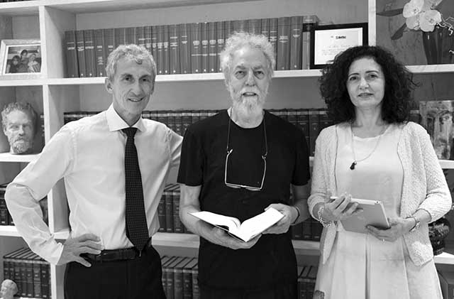 Giovanni Catellani, Paolo Cendon, Rita Rossi